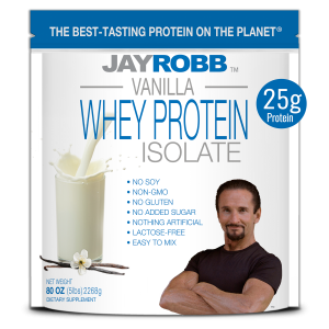 Whey Protein Isolate <br/> Vanilla – 80 oz
