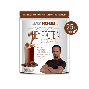 Whey Protein Isolate <br/> Chocolate – 12 oz