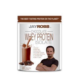 Whey Protein Isolate | Chocolate - 12 oz