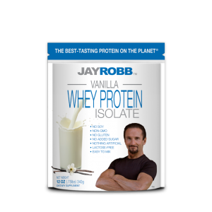 Whey Protein Isolate | Vanilla - 12 oz