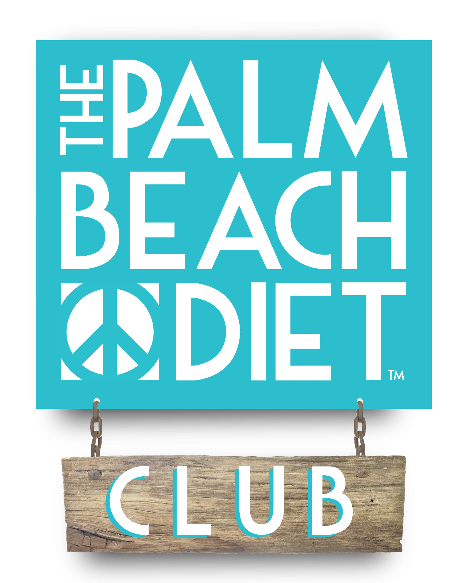 Jay Robb Palm Beach Diet Club logo